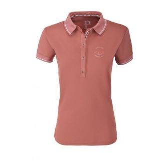 Pikeur Ladies Dasha 1/2 Sleeve Polo Shirt