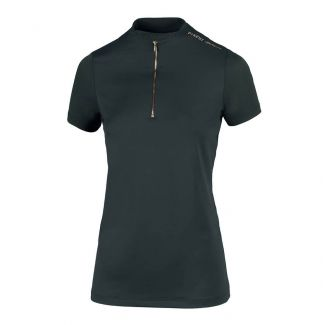Pikeur Ladies Linee Athleisure Zip Mesh Shirt