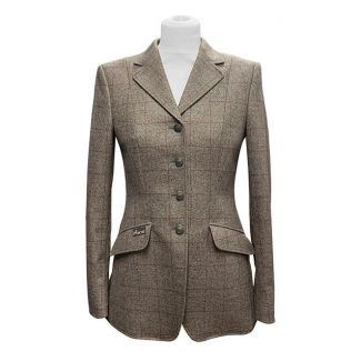 Pikeur Ladies Epsom Competition Jacket Brown Tweed