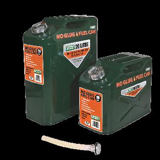 Portek No Glug Fuel Can | Chelford Farm Supplies