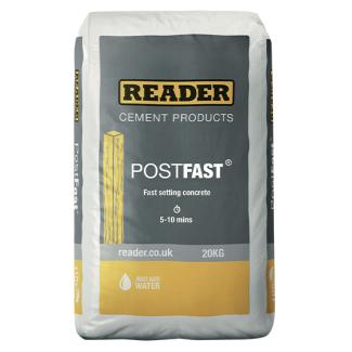 Reader Postfast® Postmix Concrete 20kg