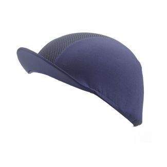 Charles Owen Pro II Vented Hat Cover Navy