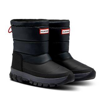 Hunter Ladies Original Insulated Short Snow Boots