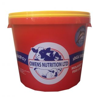 Owens Nutrition Protolick 16% Mineral Bucket