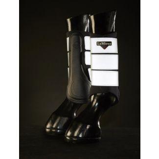LeMieux Hi Viz Brushing Boots