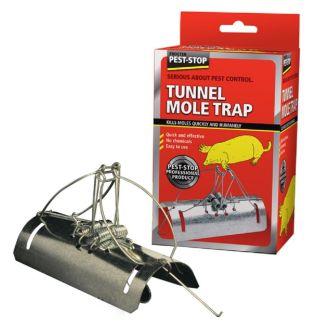 Pest-Stop Tunnel Mole Trap