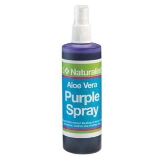 NAF NaturalintX Aloe Vera Purple Spray 240ml
