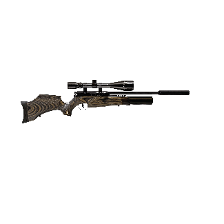 BSA R10 SE Black Pepper Air Rifle .22