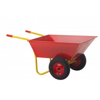 Ravendo Agricultural Twin Wheel Wheelbarrow BU 2001 SP