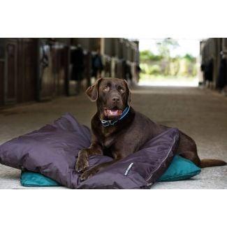 Horseware Rambo Pillow Dog Bed Brown