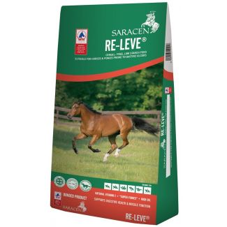 Saracen Re-Leve Horse Feed 20kg