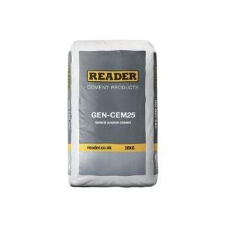 Reader Quality Strength General Cement 20kg | Chelford Farm Supplies