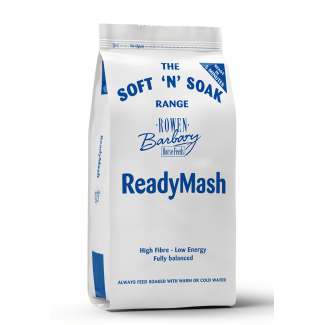 Rowen Barbary Ready Mash Horse Feed 20kg