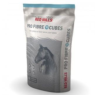 Red Mills Pro Fibre 10 Horse Feed Cubes 20kg