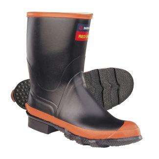 Skellerup Mens Red Band Wellington Boots Calf Length