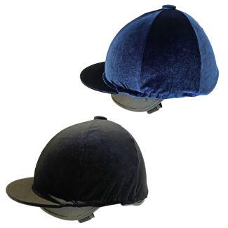 Spartan Velour Hat Silk - Chelford Farm Supplies