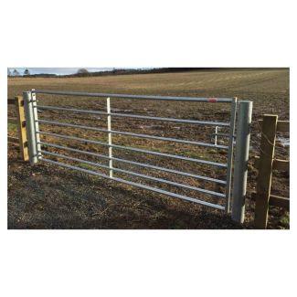 Ritchie Tubar 7 Railed Heavy-Duty Gate | Chelford Farm Supplies