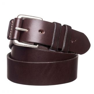 RM Williams Covered Buckle Belt