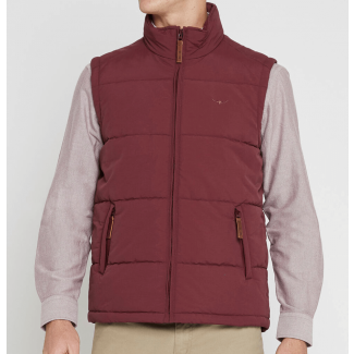RM Williams Mens Patterson Creek Vest