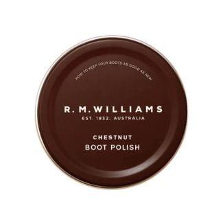 RM Williams Mens Stockman's Boot Polish