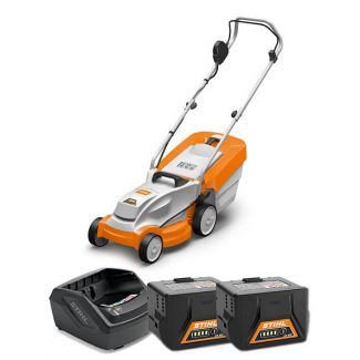 Stihl RMA235 Battery Lawn Mower Bundle - Cheshire, UK