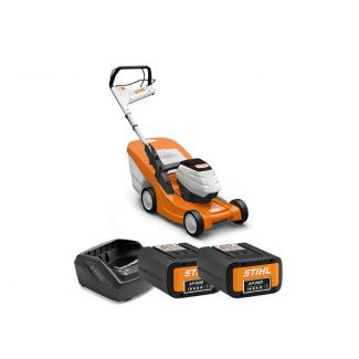 Stihl RMA443TC Battery Lawn Mower Bundle - Cheshire, UK