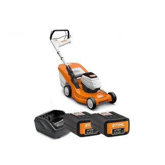 Stihl RMA448TC Battery Lawn Mower Bundle - Cheshire, UK