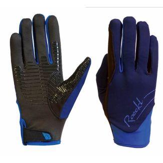 Roeckl June Riding Gloves Navy