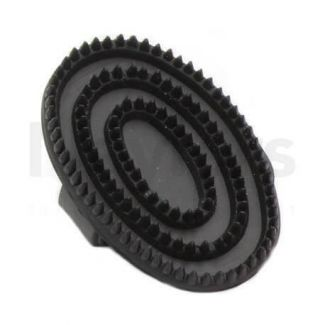 Roma Large Rubber Curry Comb - Chelford Farm Supplies