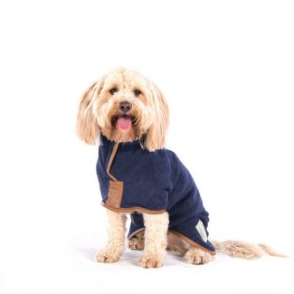 Ruff & Tumble Country Dog Drying Coat | Chelford Farm Supplies