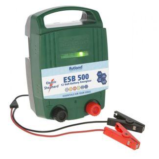Rutland ESB 500 Battery Fence Energiser