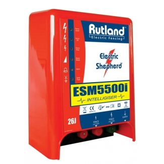 Rutland Esm5500I Mains Fence Energiser from Chelford Farm Supplies