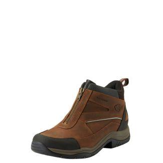 Ariat Mens Telluride Zip H2O Boots