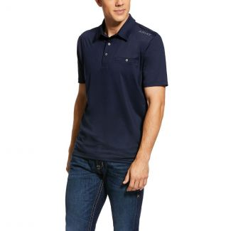Ariat Mens Norco Polo Shirt