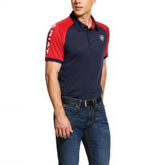 Ariat Mens Team 3.0 Polo Shirt