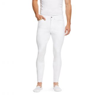 Ariat Mens Tri Factor Knee Patch Grip Breeches