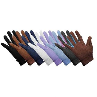 Saddlecraft Gripfast Pimple Palm Riding Gloves - Chelford Farm Supplies