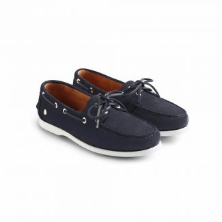 Fairfax & Favor Ladies Salcombe Deck Shoe