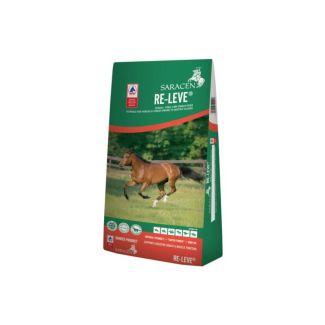 Saracen Re-Leve Cubes 20kg | Chelford Farm Supplies