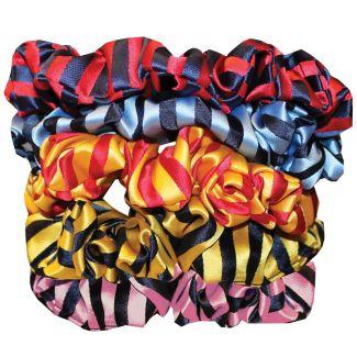 Equetech Ladies Stripe Scrunchie