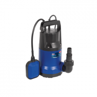 Sealey 100L/min Automatic Submersible Water Pump | Chelford Farm Supplies