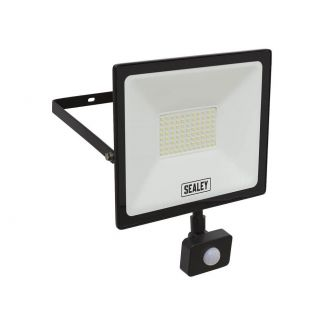 Sealey Extra Slim 70W SMD LED Floodlight with PIR Sensor - Cheshire, UK