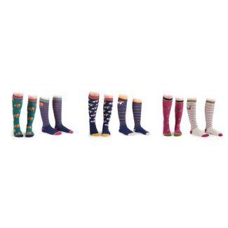 Shires Ladies Everyday Socks (2 Pack) - Chelford Farm Supplies