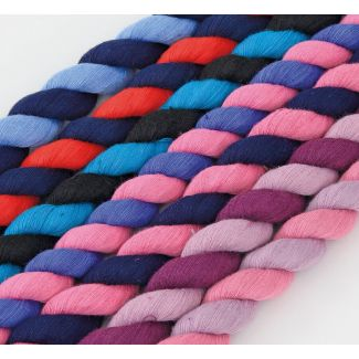 Shires Two Tone Lead Rope - Chelford Farm Supplies