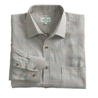 Hoggs Of Fife Mens Skye Classic Country Shirt Multi Check