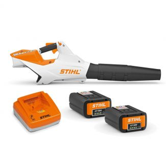 STIHL BGA 86 Battery Cordless Leaf Blower Bundle