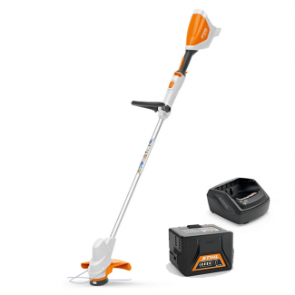 STIHL FSA 57 Battery Cordless Grass Trimmer Set With Battery & Charger