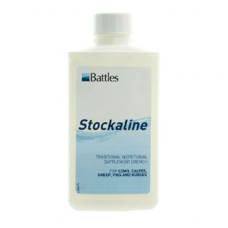 Battles Livestock Stockaline Drench 500ml