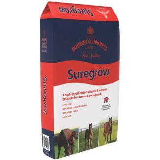 Dodson & Horrell Suregrow Horse Feed 20Kg