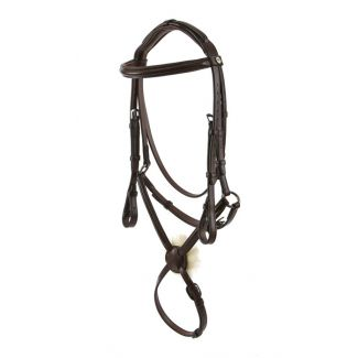 Jeffries Wembley Pro Padded Mexican Grackle Bridle